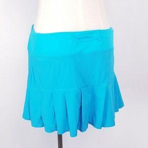 Lululemon sz 10 pleated tennis skirt